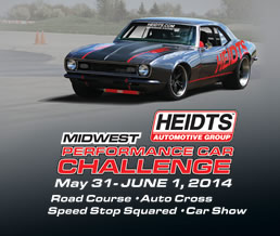 2014 Heidts Performance Car Challenge