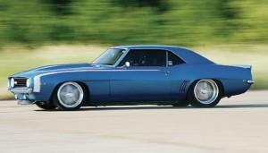 SpeedTek Camaro