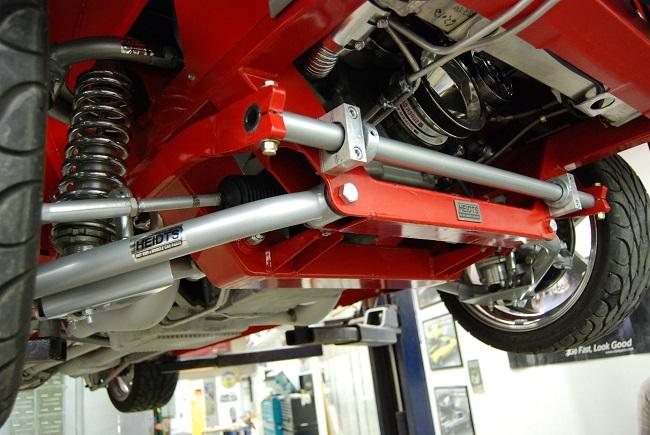 66 Chevy Nova Front Suspension Kits | Autos Post