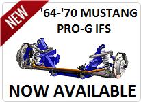 Mustang Pro-G
