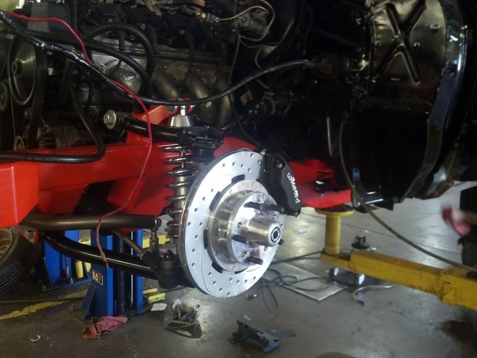 Smart Car Engine >> JESSE NICHOLS 1968 CAMARO SS - HEIDTS