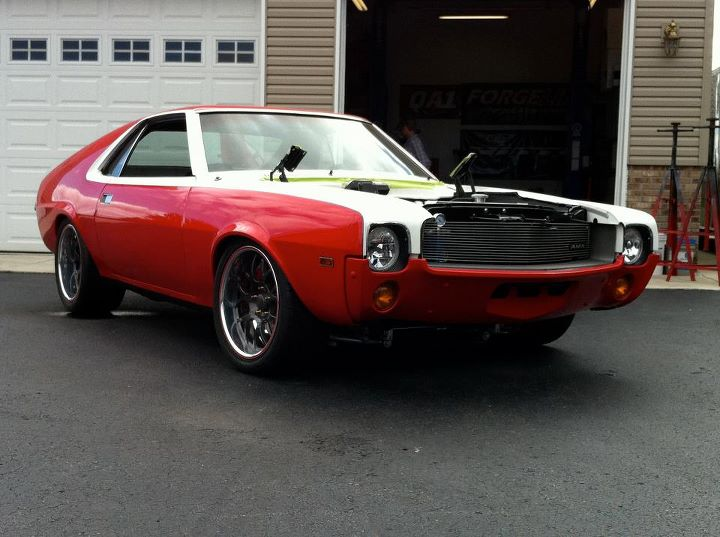 Two Unique Heidts Equipped Muscle Cars Debut At Ls Fest