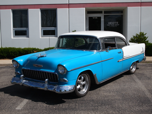 Used Cars Louisville Ky >> New Tri-Five Pro-G IRS for '55-'57 Chevys - HEIDTS