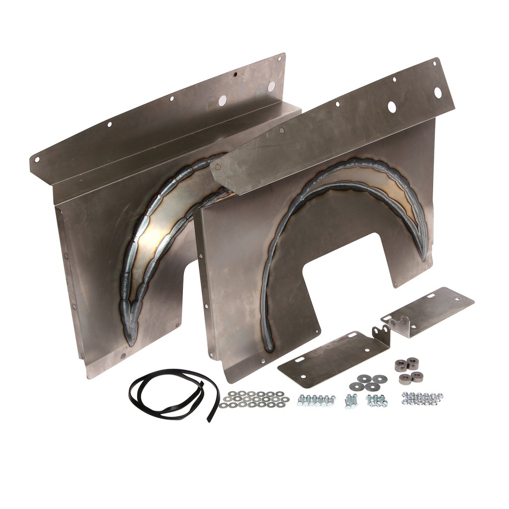 1966 Mustang Parts >> 1966-1967 NOVA INNER FENDER PANEL KIT (CX-328) - HEIDTS