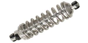 Springs/Polished Billet Coil-Over Shocks (BS-002-40)