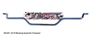 Chrome Sway Bar (BS-061-C)