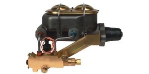 55-57 Chevy Master Cylinder Kit, Manual (Disc-Drum) (DB-103)