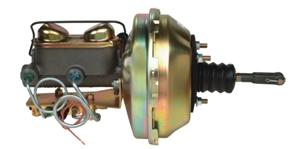 62-67 Nova Master Cylinder/Booster Kit (Disc-Drum) (DB-104)