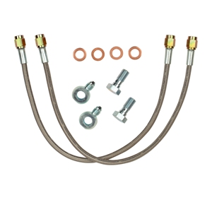 Brake Line Kit-GM Caliper, Metric (DF-020)