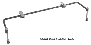 35-40 Ford, Rear Stabilizer Bar (SB-002)