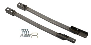 Subframe Connectors, Coupe(PRO-G Subframe only) (CF-202-WT)