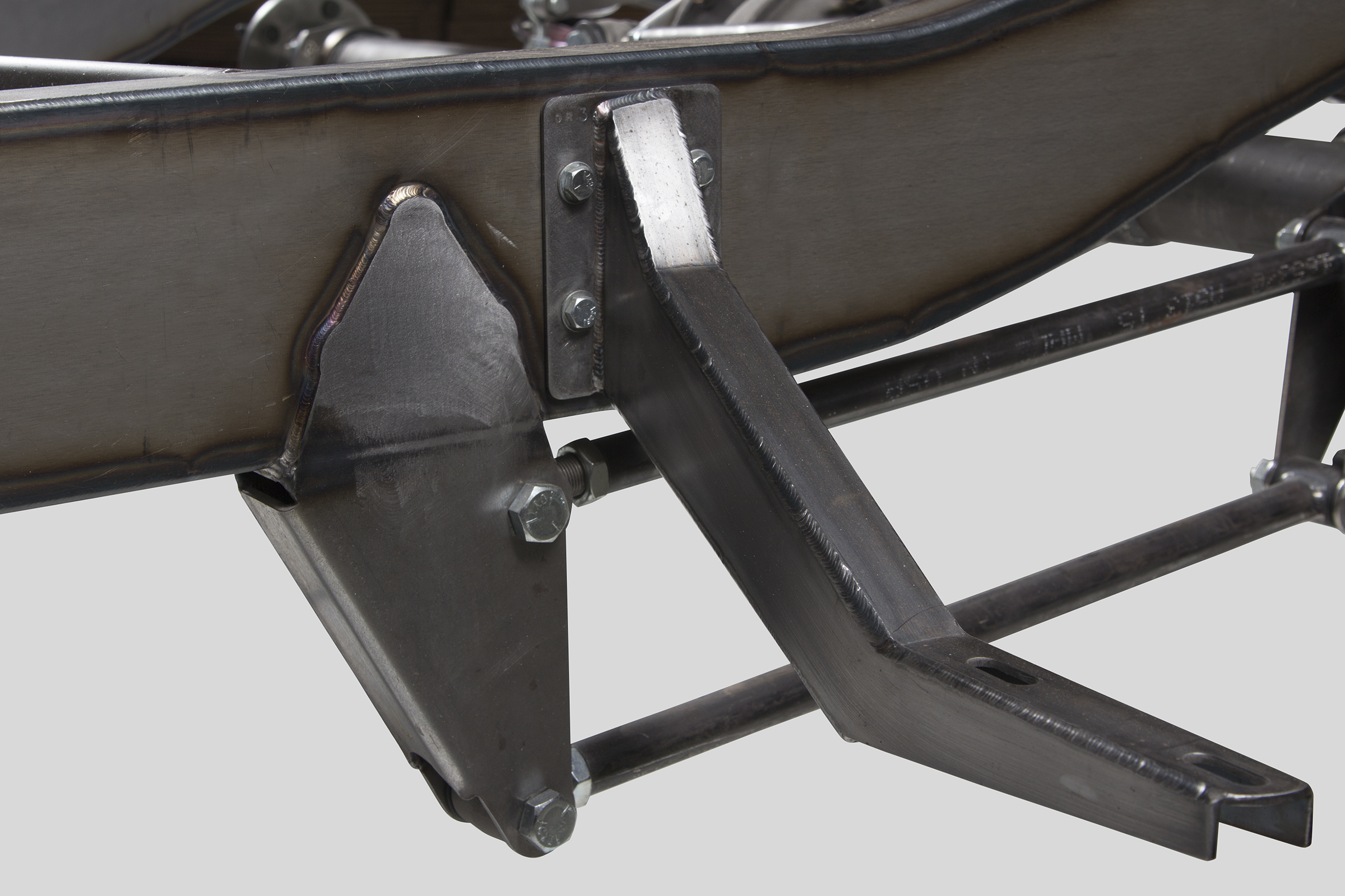 1947-1955 Chevy Truck Frame - HEIDTS